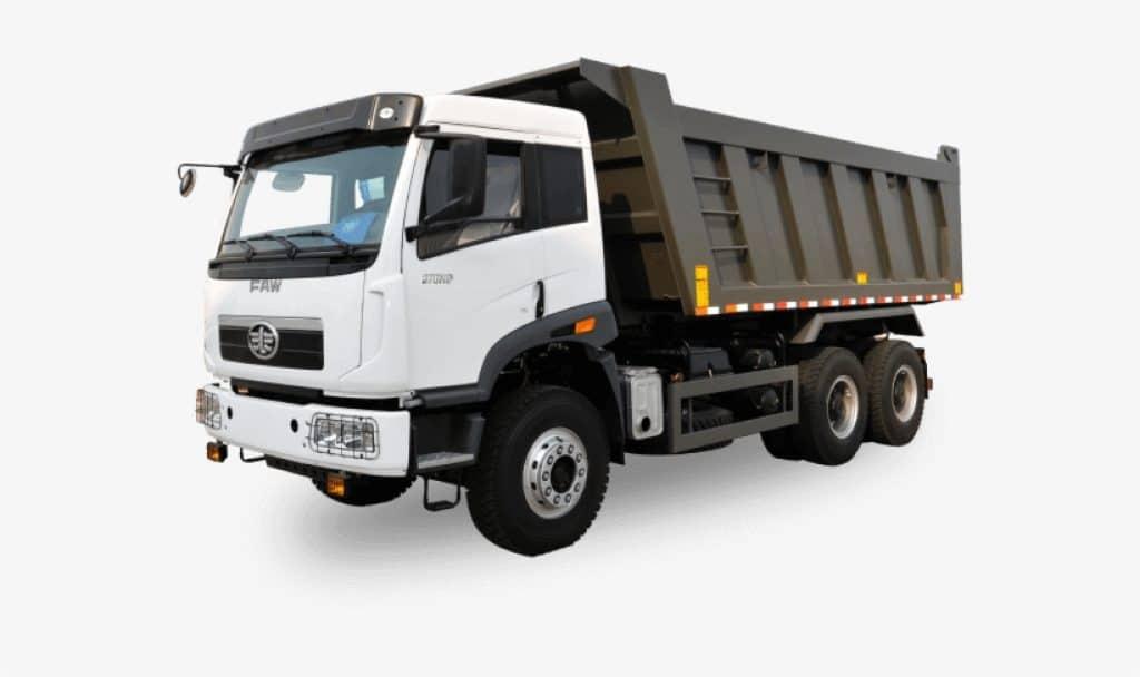 faw-dump-truck
